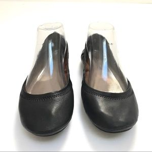 EUC Lucky Brand Emmie Leather Ballet Flats 8/38